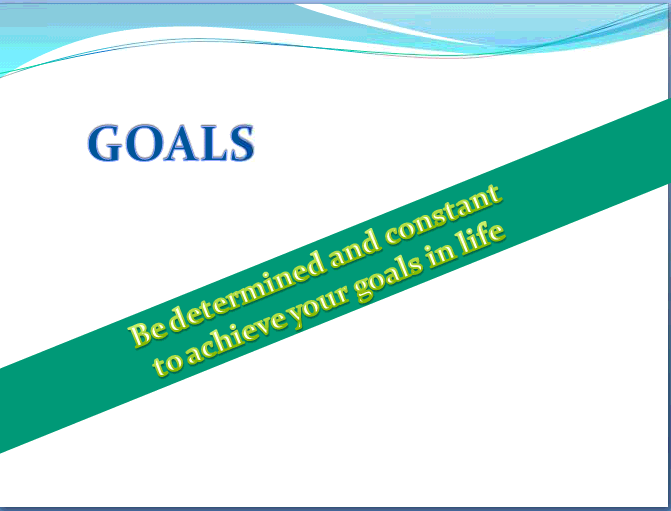 Buyachieving goals in life essay