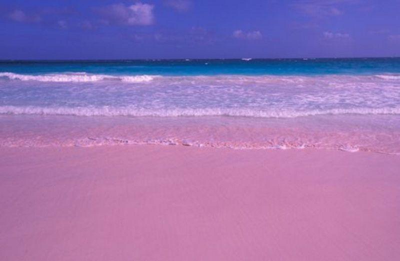 Uniknya 7 Pantai Berpasir Warna-warni, Salah Satunya Ada di Indonesia Gan!