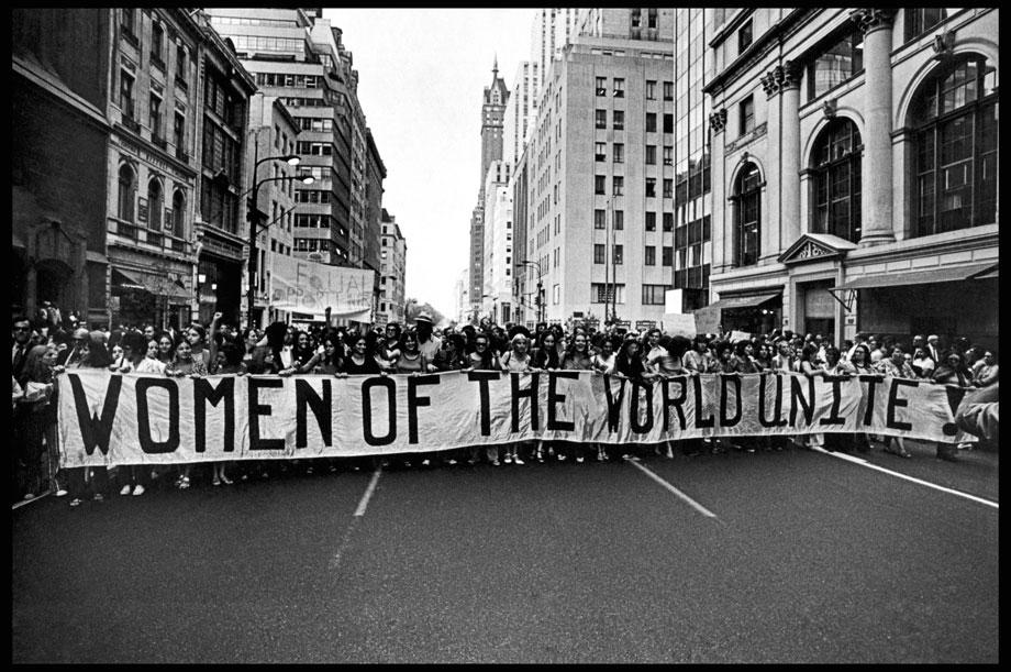 the fight of women for basic human rights throughout history