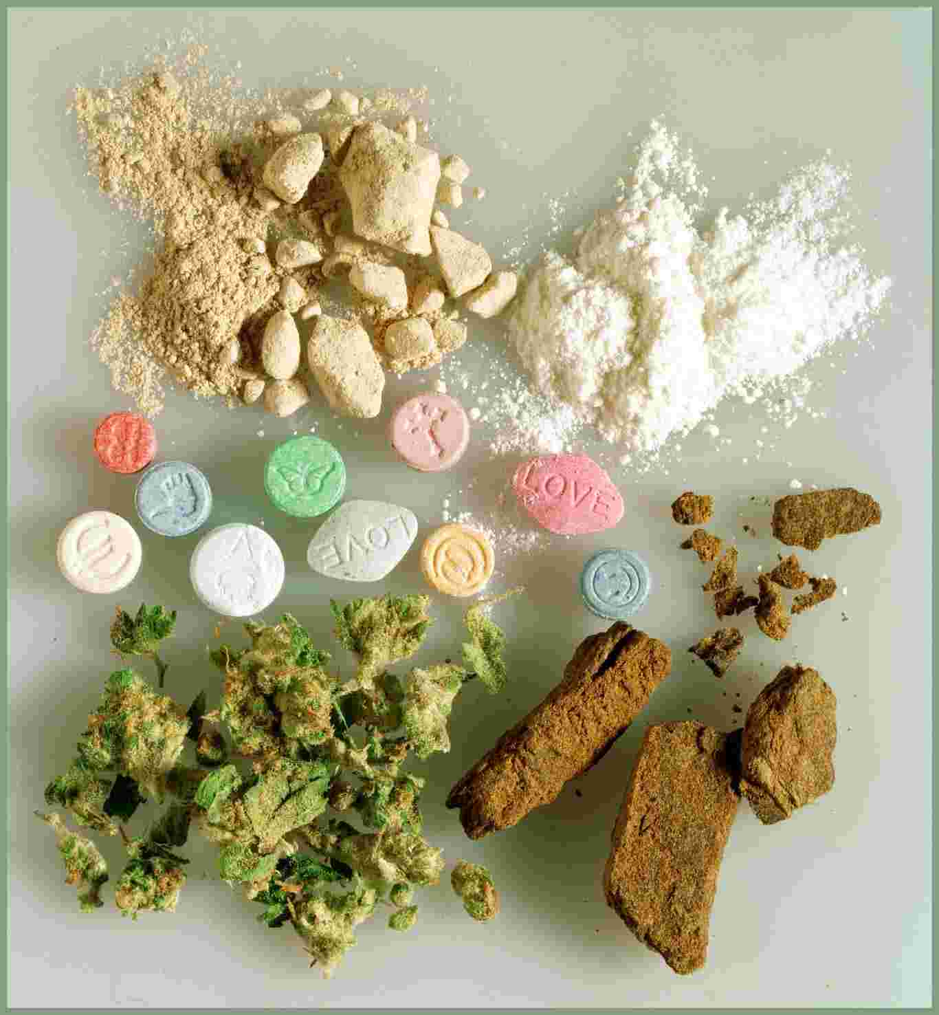 how the use of illegal drugs effects my community