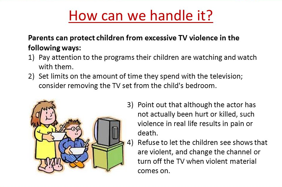 essay on effects of tv on children