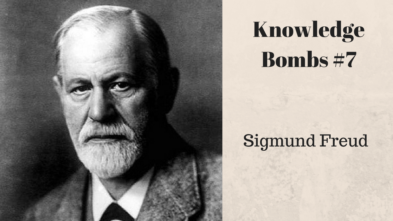 sigmund freud father of psychoanalysis Sigmund freud the controversial pioneer of psychology: more to the field of psychology than sigmund freud the father of humanistic psychology and self.