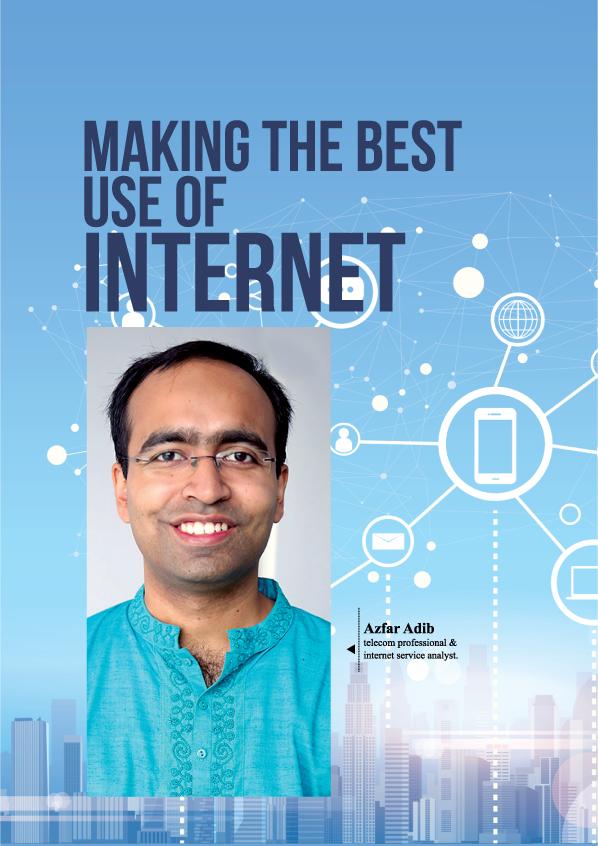 use of internet