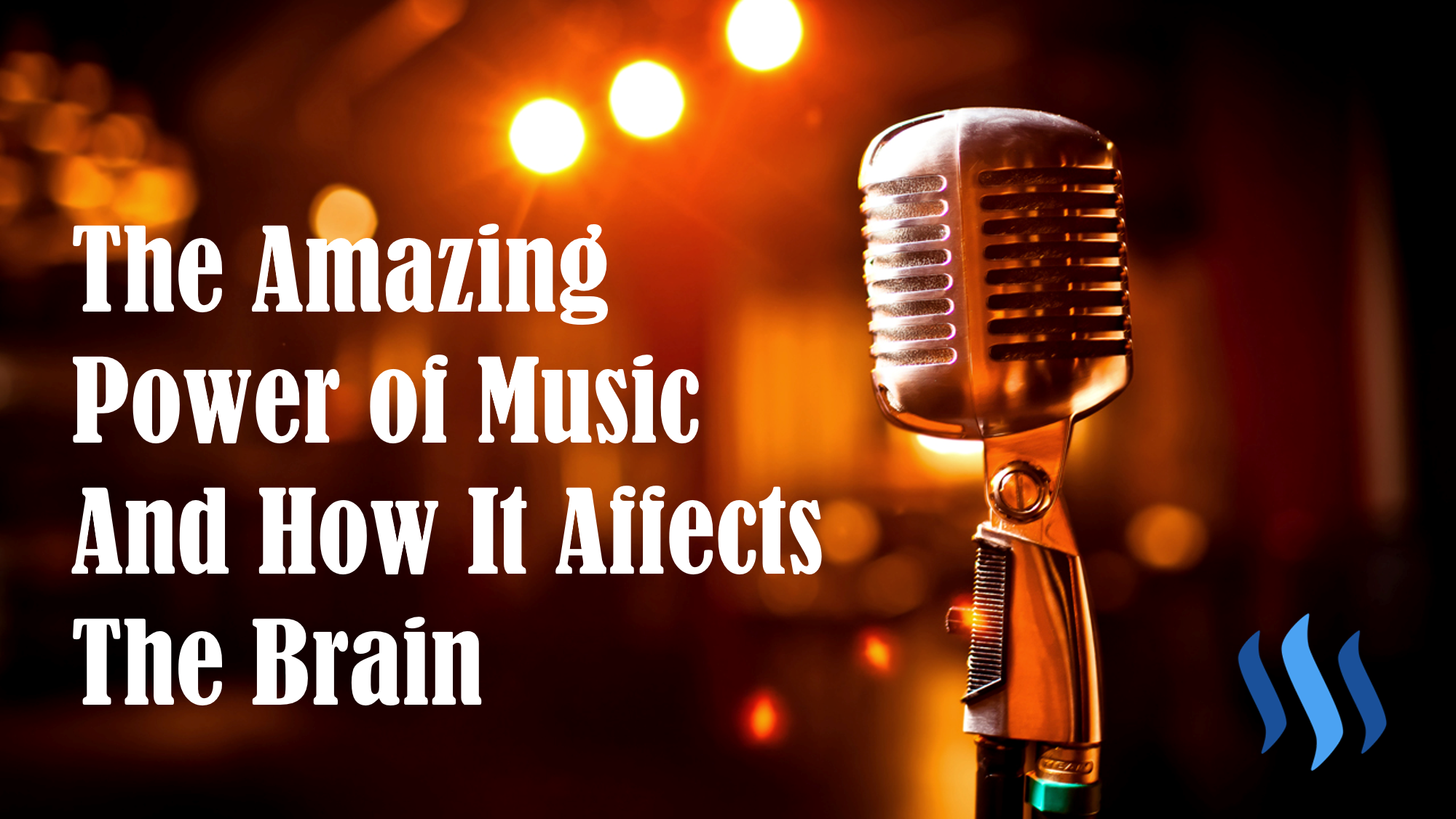 the effects of music in peoples lives The powerful role of music in much of the research into the effects of music on intellectual people can use music in their lives to.