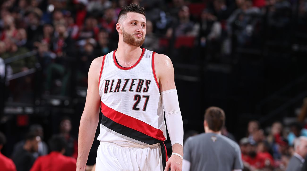 Matt LaMarca breaks down Thursdays NBA DFS slate on DraftKings and FanDuel featuring Trail Blazers C Jusuf Nurkic against the Nets