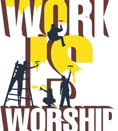 very short essay on work is worship Work is worship one fine sunny day in winter, a grasshopper was basking in the warm sun but he was very hungry, as he had not eaten anything since last night.
