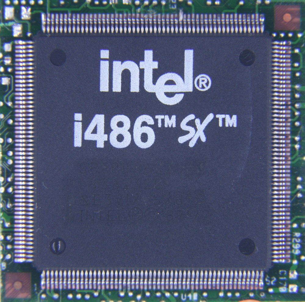 the history of intel Processor history details intel 4004 the 4004 was speed, recalls technology historian david k allison of the smithsonian's national museum of american history.