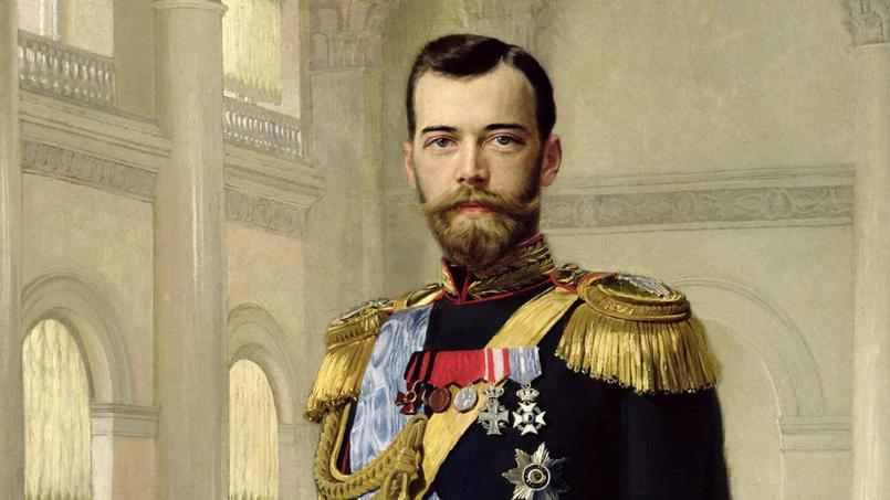 account of the reign of czar nicholas ii of russia