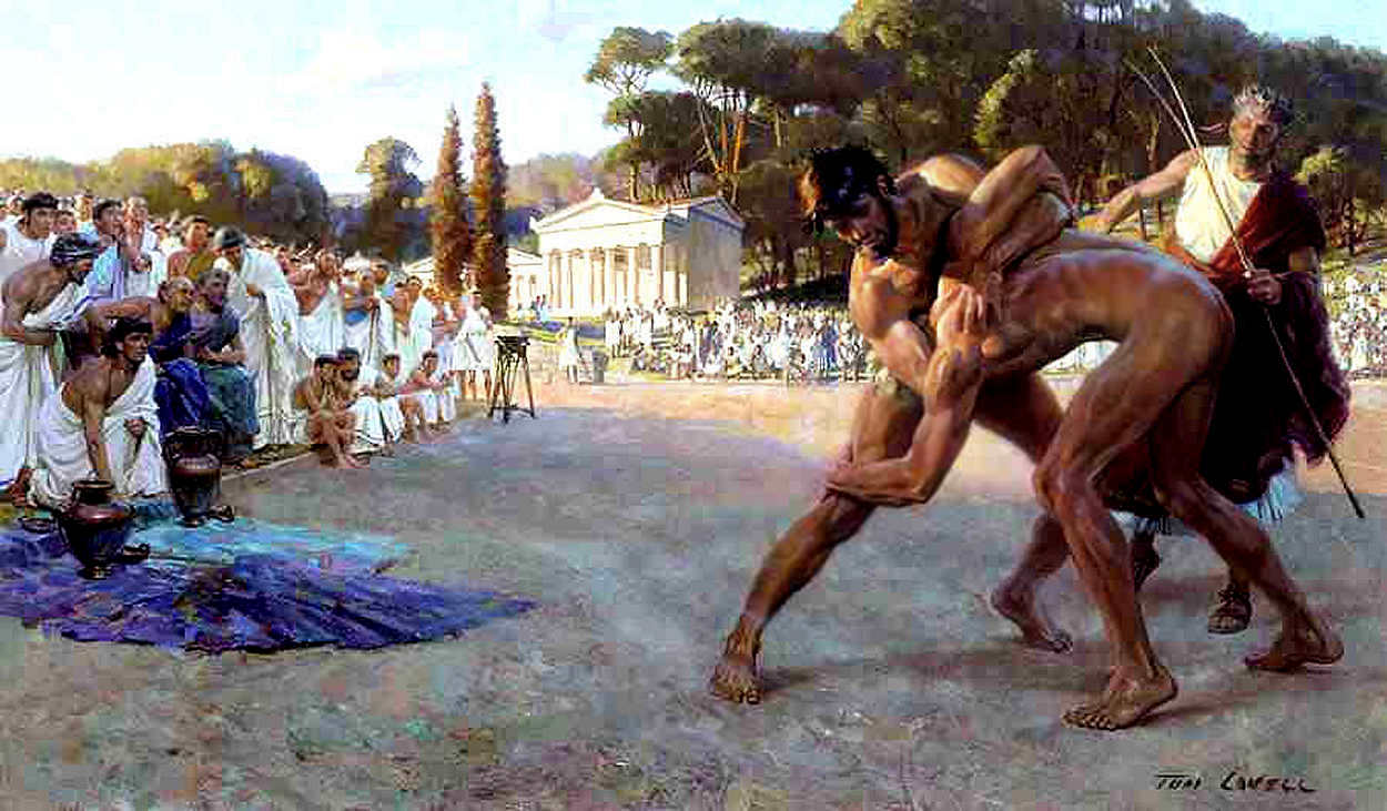 an analysis of the expectations in the ancient greece in the story theseus