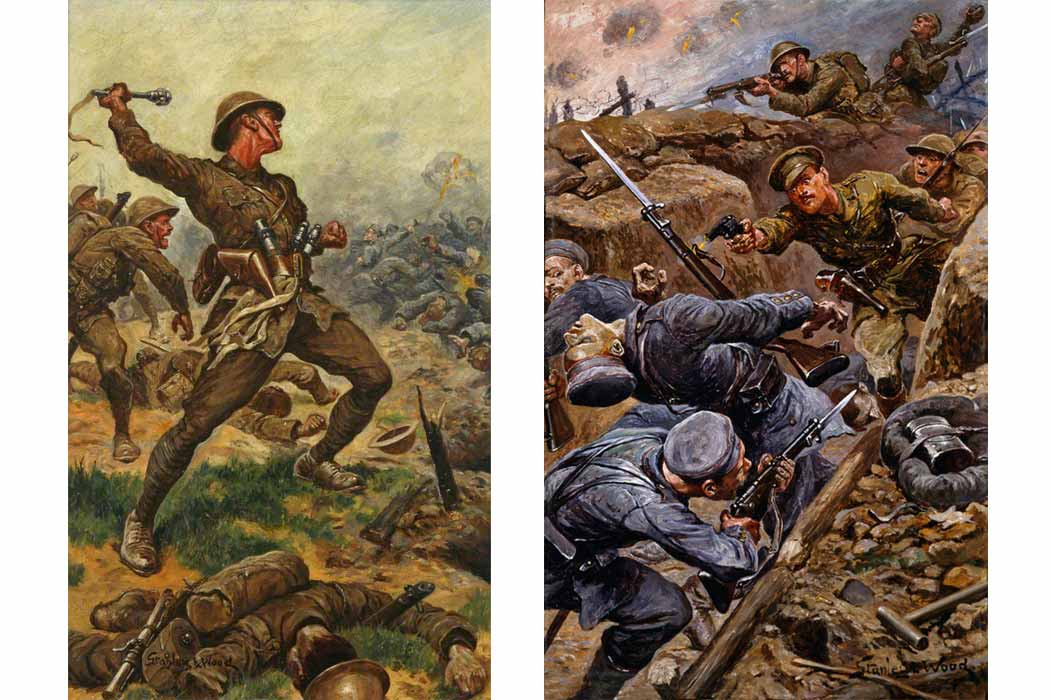 events of world war i in markus World war i was sparked by the assassination of archduke franz ferdinand in 1914 and ended with the treaty of versailles in 1919 find out what happened in between these momentous events in this world war i timeline although world war i officially began in 1914, much of europe had been roiled.