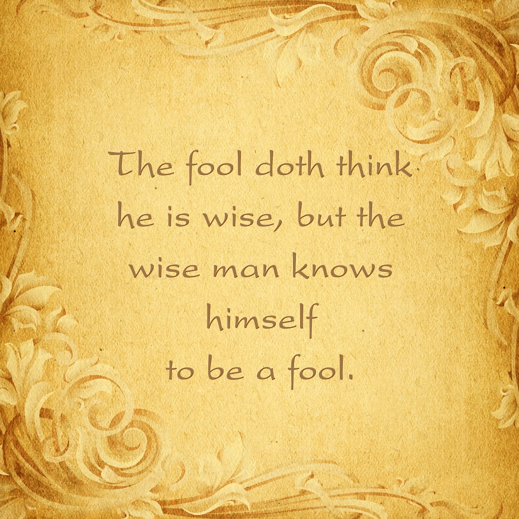 the wise fools of shakespeare The fool of tradition --emergence of the stage fool --elizabethan fools and clowns --shakespeare's wise fools: touchstone in arcadia the artful feste lavache--the.